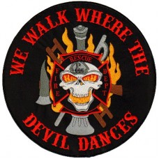 """Custom Back Patch - 12"""" + (as low as $22.50)"""