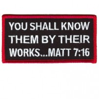 "Custom 4"" rectangle patch as low as $1.25/each"