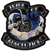 """Custom Back Patch - 10""""  A+ (as low as $20.00)"""